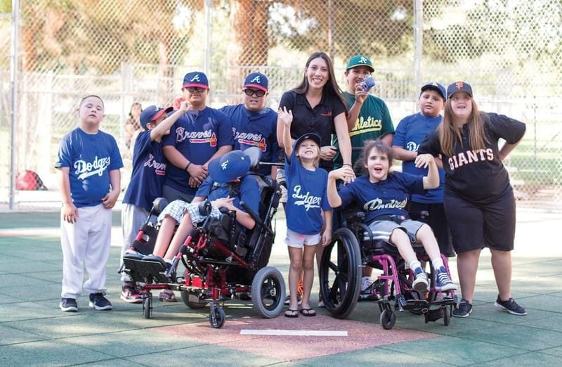League of Dreams, a noticeable nonprofit.