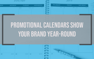 Promotional Calendars Show Your Brand Year-Round (Infographic)