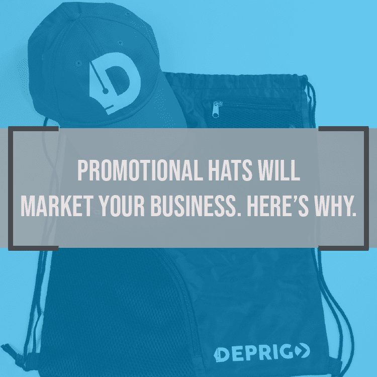 Promotional Hats Will Market Your Business. Here's Why. (Infographic)