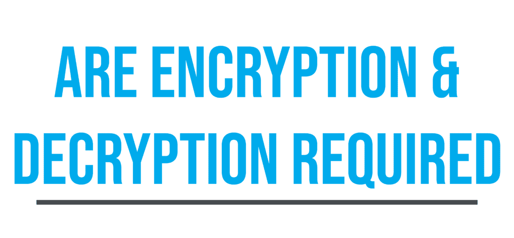 What are the HIPAA Requirements for Email Encryption? 4