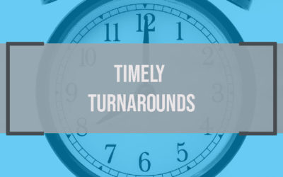 Timely Turnarounds: The Insider's Guide to Finishing Your Print Order Quickly & Correctly