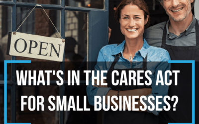 What's in the CARES Act for small businesses?